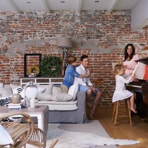 "Trend ""Morskie opowieści"". Wiosenna kolekcja Riviera Maison na 2014 rok. Fot. Riviera Maison/House&more."