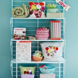 """Trend """"Candyshop"""". Pastelowa kolekcja duńskiej marki Rice. Propozycja na wiosnę/lato 2014. Fot. Rice."""