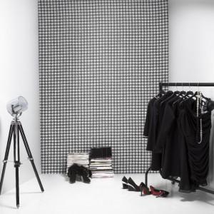 """Trend """"Graficzny"""". Kolekcja fototapet brytyjskiej marki Mr Pesrwall. Propozycja na 2014 rok. Fot. Mr Perswall."""