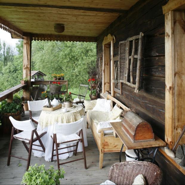 Zobacz wyjątkowy dom w sercu Bieszczad i poczuj jego rustykalną magię