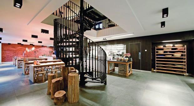 Restauracja Coach House w Hatfield. Wyspiarska esencja