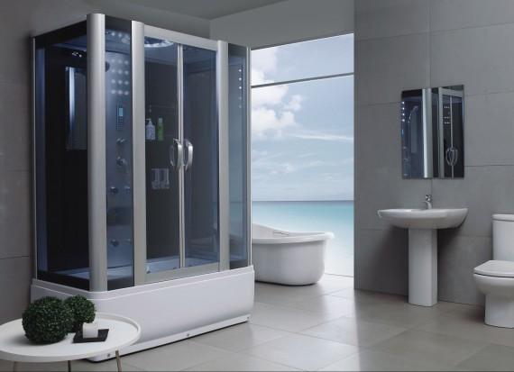 Kabina Z Wanną Praktyczne Rozwiązanie Do łazienki