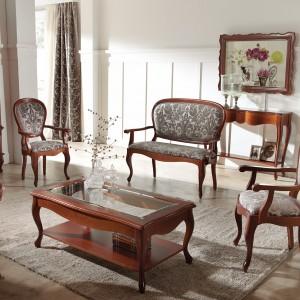 Ekspozycja książek to nieodzowny element klasycznego wyposażenia salonu. Fot. Panamar.