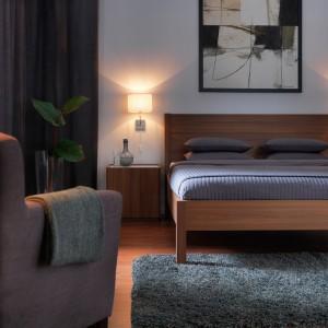 Łóżko Nyvoll. Fot.Ikea.