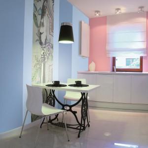 Farba Optiva Semi Matt [20] dedykowana do malowania pomieszczeń, w których ściany są szczególnie narażone na zabrudzenia. Gwarantuje jednolite, półmatowe wykończenie. Odporna na zmywanie i szorowanie na mokro (klasa 1). Zapewnia wysoką wydajność i siłę krycia oraz trwałość powłoki i koloru. 38 zł/0,9 l (baza C), Tikkurila.