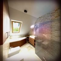 Dom w Rąbieniu - łazienka.