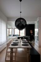 Dom jednorodzinny, 300m2 - kuchnia z jadalnią.
