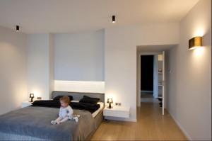 Dom jednorodzinny, 300 m2 - sypialnia.