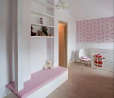 Dom jednorodzinny - pokój dla dziecka.