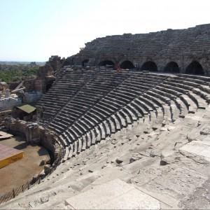 Amfiteatr Aspendos, Turcja