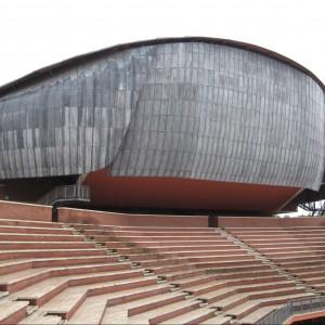 Renzo Piano's Auditorium Parco della Musica