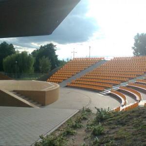 Amfiteatr w Kostrzynie