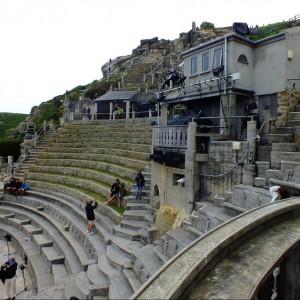 Kornwalia Amfiteatr Minack