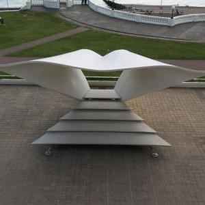 Bexhill Bandstand- De La Warr Pavilion- South East England