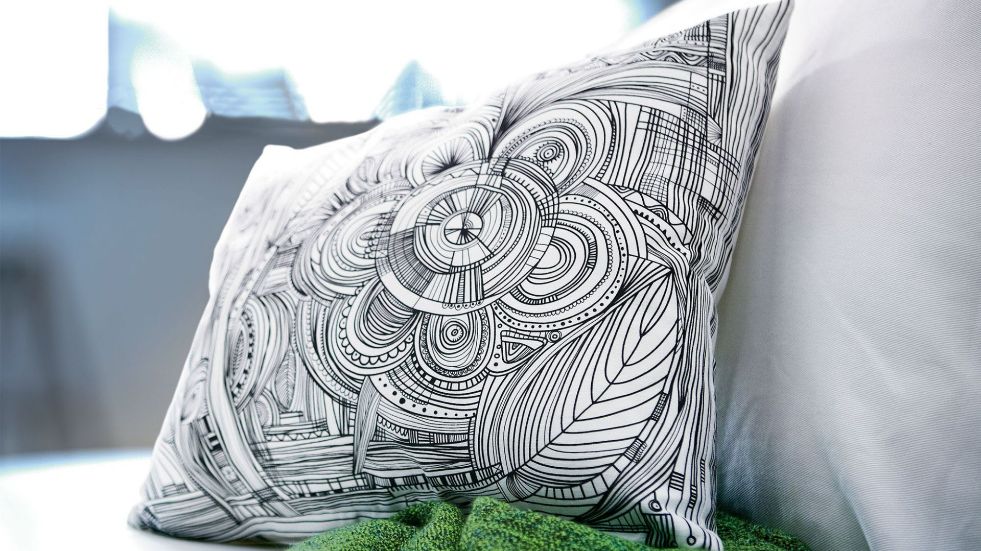 Dekoracyjne Poduszki Nasze Pomysły