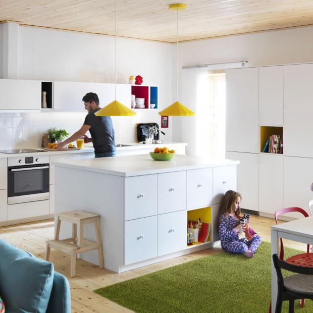 Nowa kolekcja mebli kuchennych od IKEA