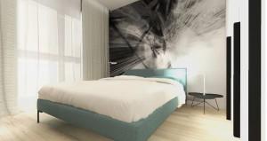 Apartament Concept House - sypialnia.