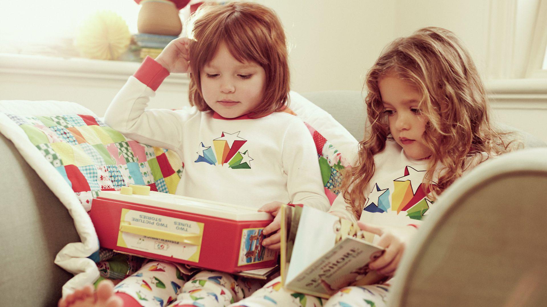 Nuda dopada dzieci niezwykle szybko. Na szczęście równie szybko można się jej pozbyć. Fot. Mothercare.