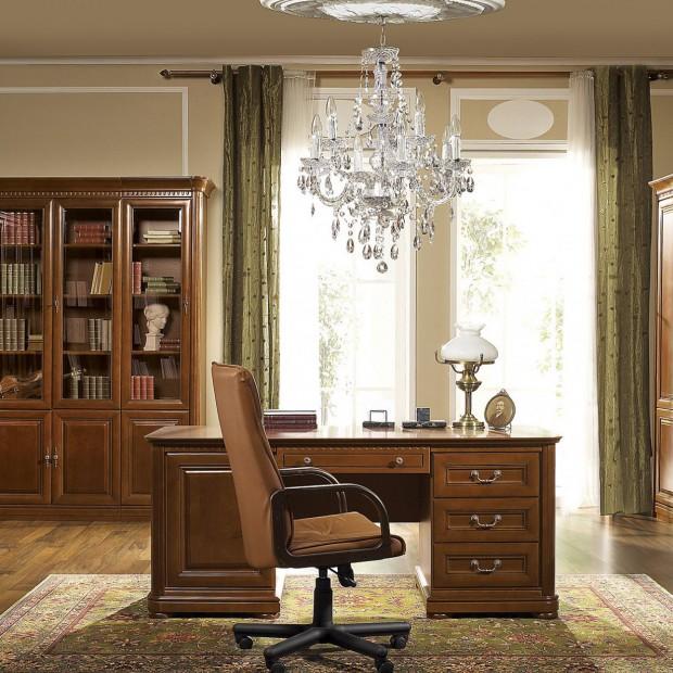 Eleganckie biurko do klasycznego gabinetu. Propozycje
