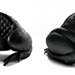 Sofa Toad projektu Maximo Riera z kolekcji Animal Chairs. Fot. Maximo Riera.