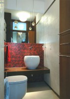 Mieszkanie w Śródmieściu - łazienka.