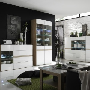 Kolekcja mebli Selene. Fot. Helvetia Furniture.