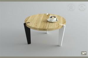 COSY Stolik kawowy składany