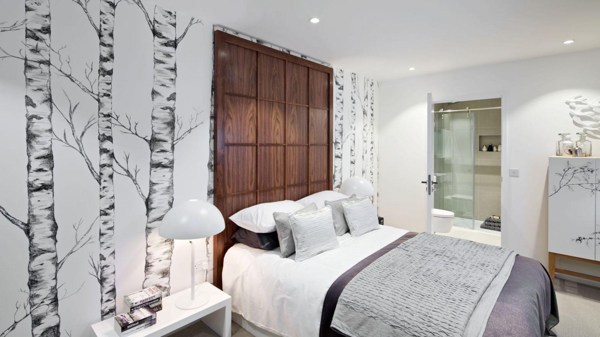 ściana Za łóżkiem 10 Pomysłów Na Aranżację