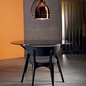 Designerska lampa marki Moroso. Fot. Moroso.
