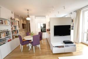 Mieszkanie realizowane