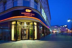 Restauracja Mandarin Duck.