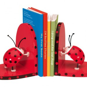 Podpórki pod książki. Fot. Weedecor.