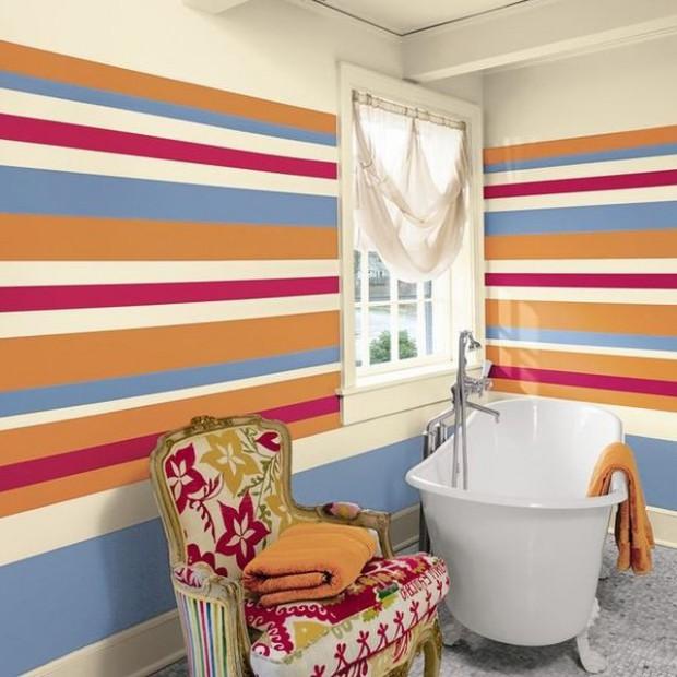 Farba do łazienki. Produkty do wymagających pomieszczeń