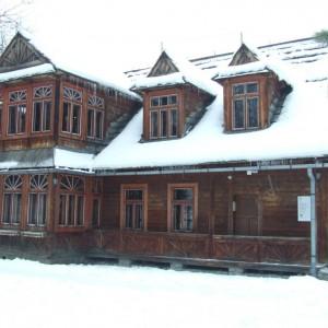 Willa Atma, Zakopane. Fot. Dariusz Biegacz, WikiMedia
