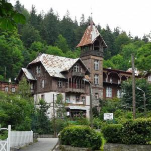 Dom Wypoczynkowy Gigant, Międzygórze. Fotopolska