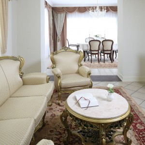 Sofa i fotele to marka Rad-pol. Fot. Bartosz Jarosz.