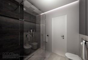 Łazienka - nowoczesna forma w ekskluzywnym wydaniu i wyjątkowych barwach.