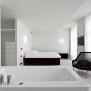 Fot. Zenden Design Hotel by Wiel Arets Arets Architects.