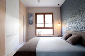 Mieszkanie 114m2 - sypialnia.