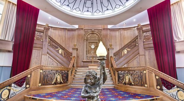 Tam ciągle gra muzyka... Muzeum Titanica w Belfaście