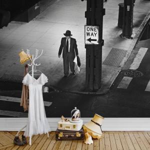 Fototapeta Nostalgic marki Mr Perswall. Fot. Mr Perswall.
