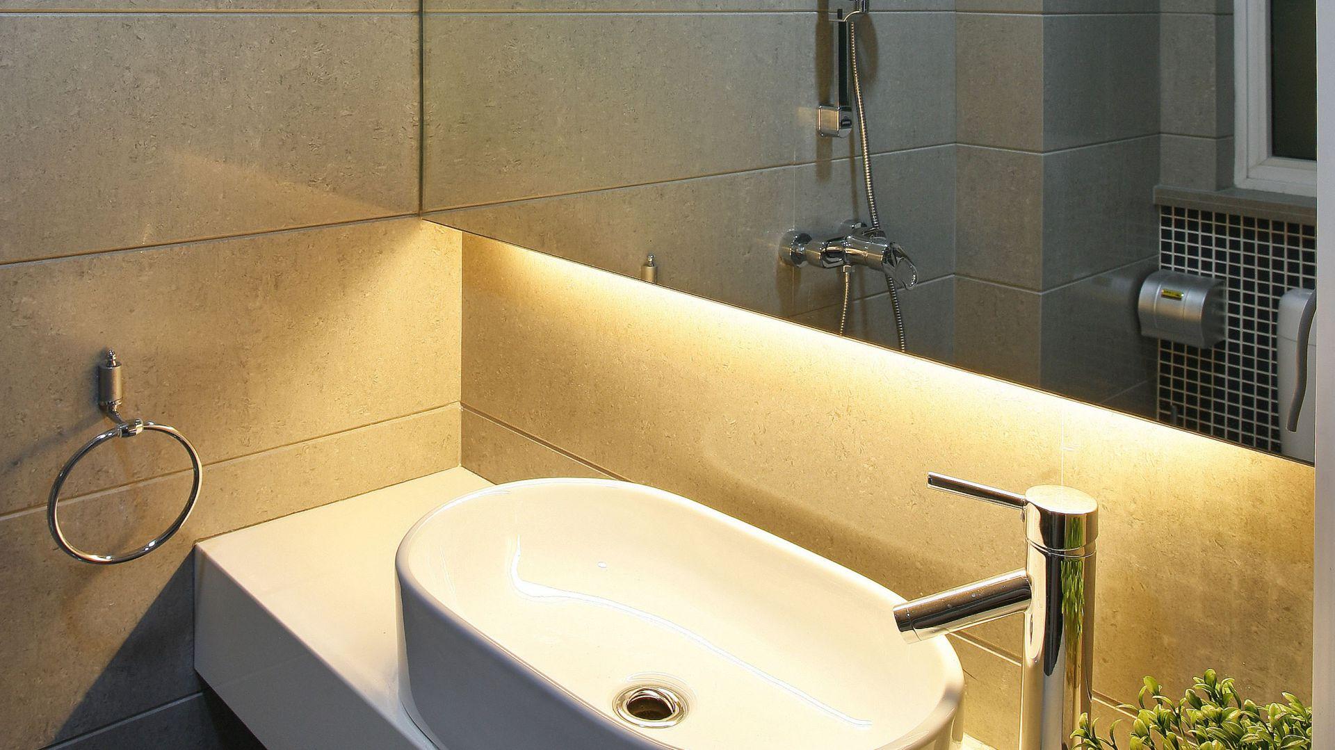 Oświetlenie Led W łazience Najciekawsze Rozwiązania