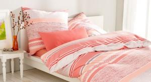 Przedstawiamy pomysły na tkaniny, poduszki oraz komplety pościeli w soczystych barwach, które wprowadzą do wnętrzawiosenną świeżość.