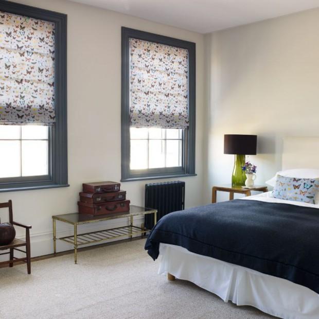 Rolety okienne na ścianę czy na okno?  Radzimy jakie wybrać