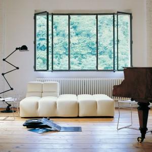 Nowoczesna sofa Tufty. Fot. B&B Italia.