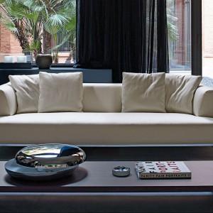Sofa Solo. Fot. B&B Italia.