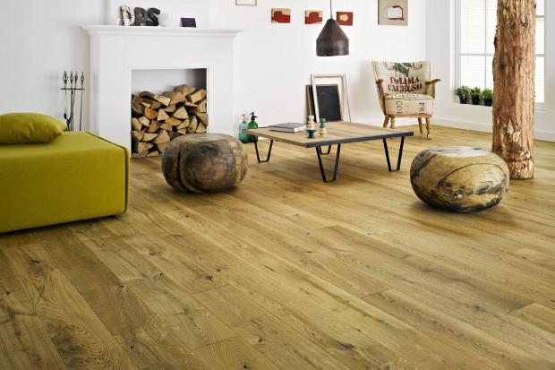 Drewniane podłogi: 10 pomysłów na aranżację