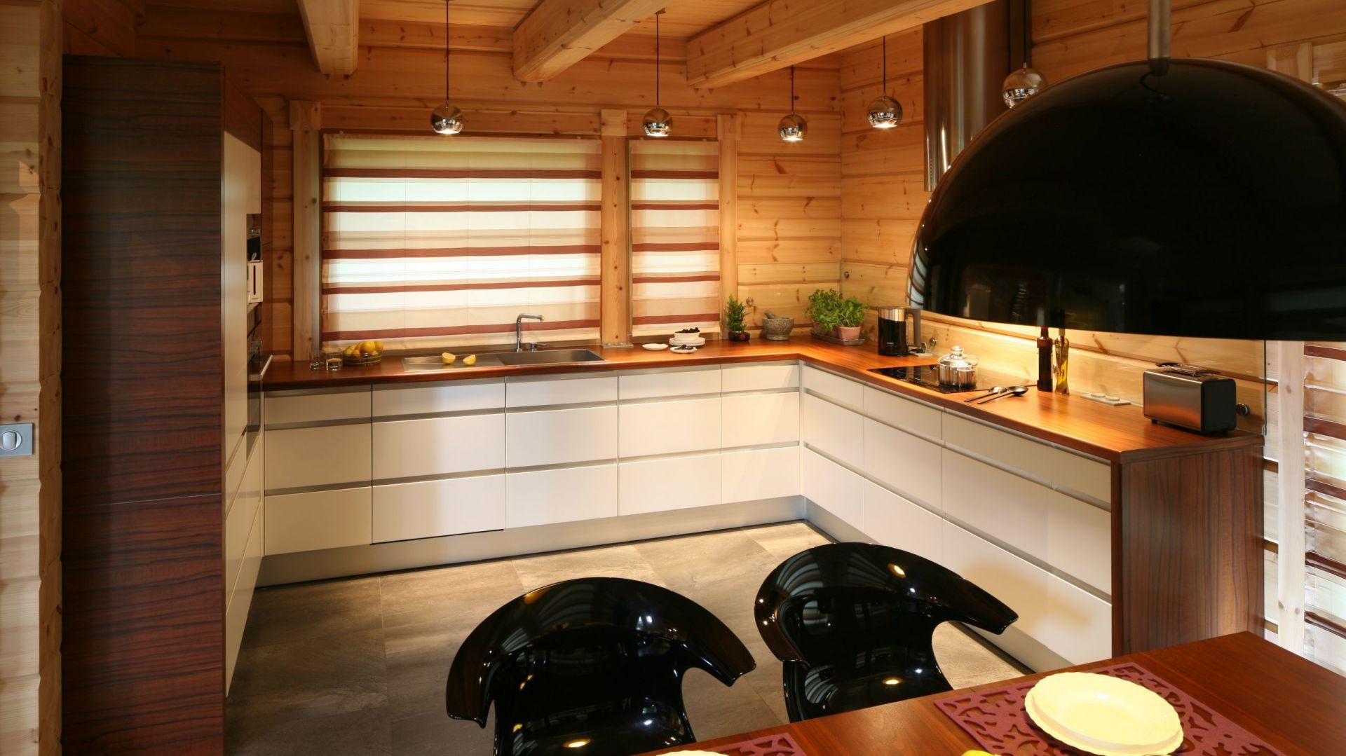 Kuchnia W Drewnianym Domu Najciekawsze Pomysły Projektantów