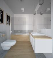 Mieszkanie Lisbon - łazienka.