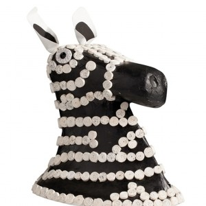 Urocza dekoracja zebra. Fot. TK Maxx.